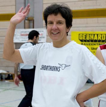 Ende einer langen Karriere: Ricarda Eiser hat von der Bezirksliga bis zur Zweiten Liga alle Höhen und Tiefen der TSH-Damen erlebt.