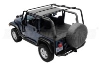 Jeep TJ Smittybilt SRC Roof Rack - Jeep Rubicon 2003-2006 ...