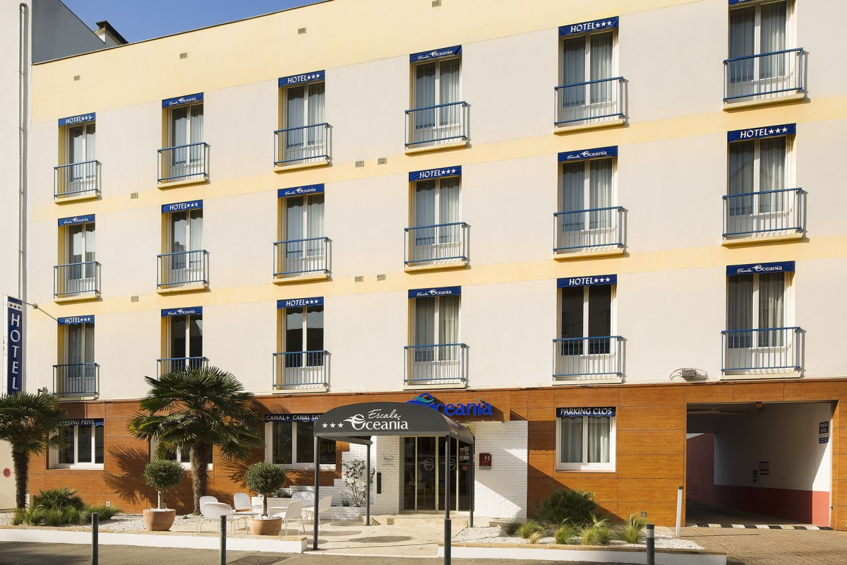 Hotel La Perriere Hotel Escale Oceania Lorient Lorient France Hotels Gds