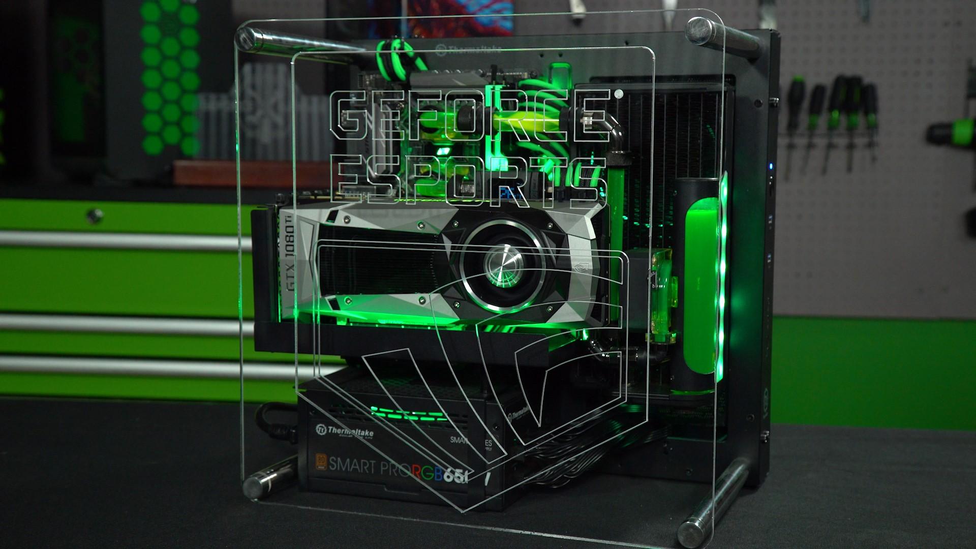 3440x1440 Wallpaper Pubg Geforce Garage How To Build Our Geforce Esports Rig Geforce