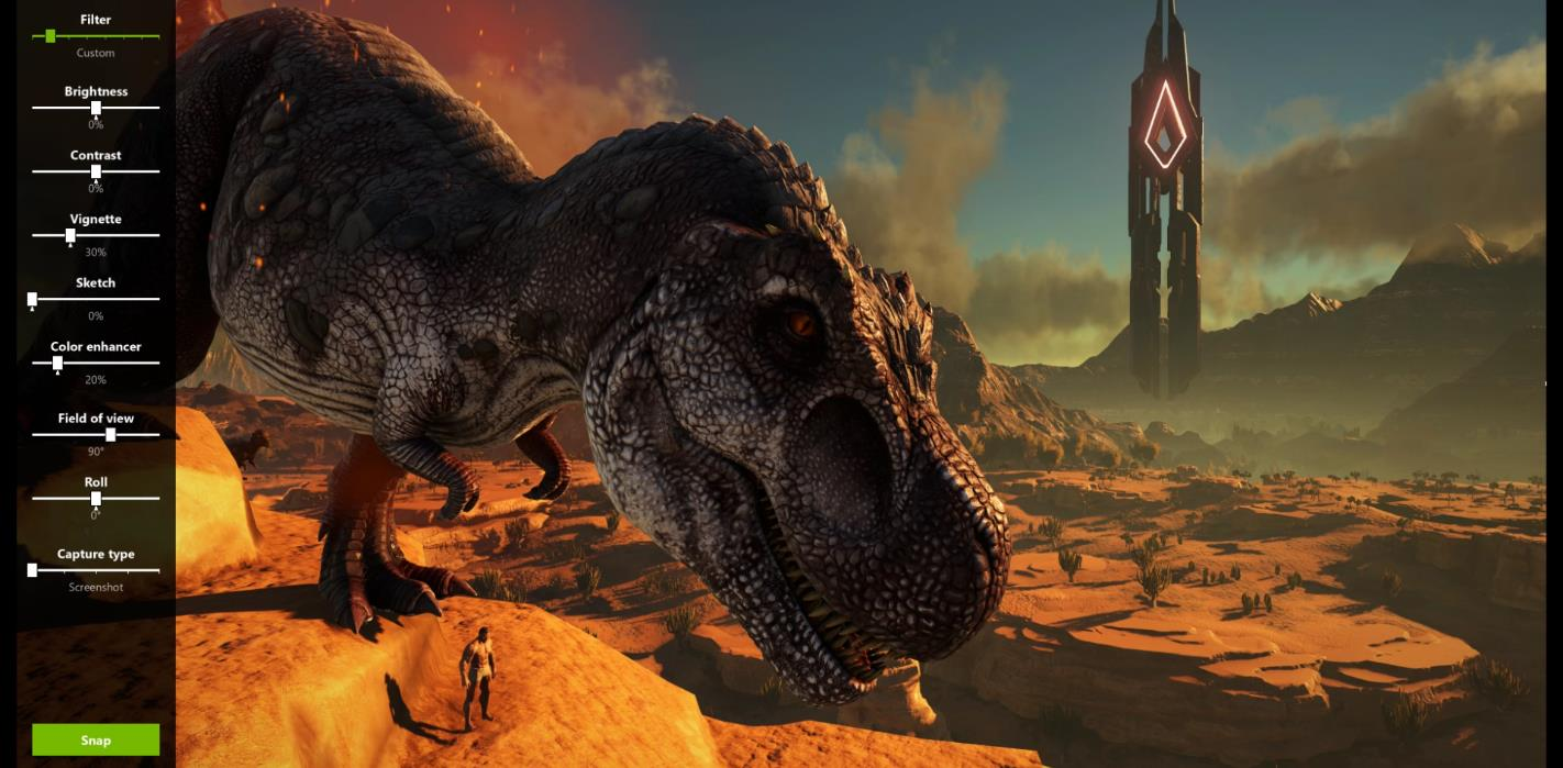 Ps4 Games Hd Wallpapers Nvidia Ansel Available Now In Ark Survival Evolved Geforce