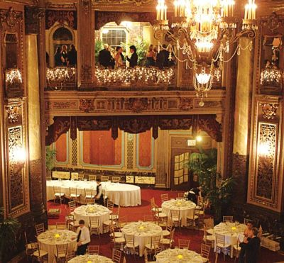 New York Wedding Guide - The Reception - A List of ...