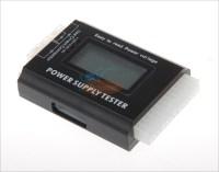 Digital LCD PC Computer 20/24 Pin 4 PSU ATX BTX ITX SATA ...
