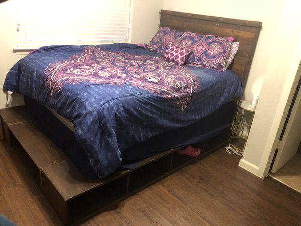 Queen Bed For Sale In Carrollton Tx Offerup