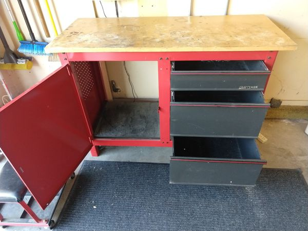 Craftsman Workbench For Sale In Stockton Ca Offerup