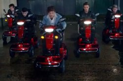 One Direction take over a kebab shop in new music video Midnight ...