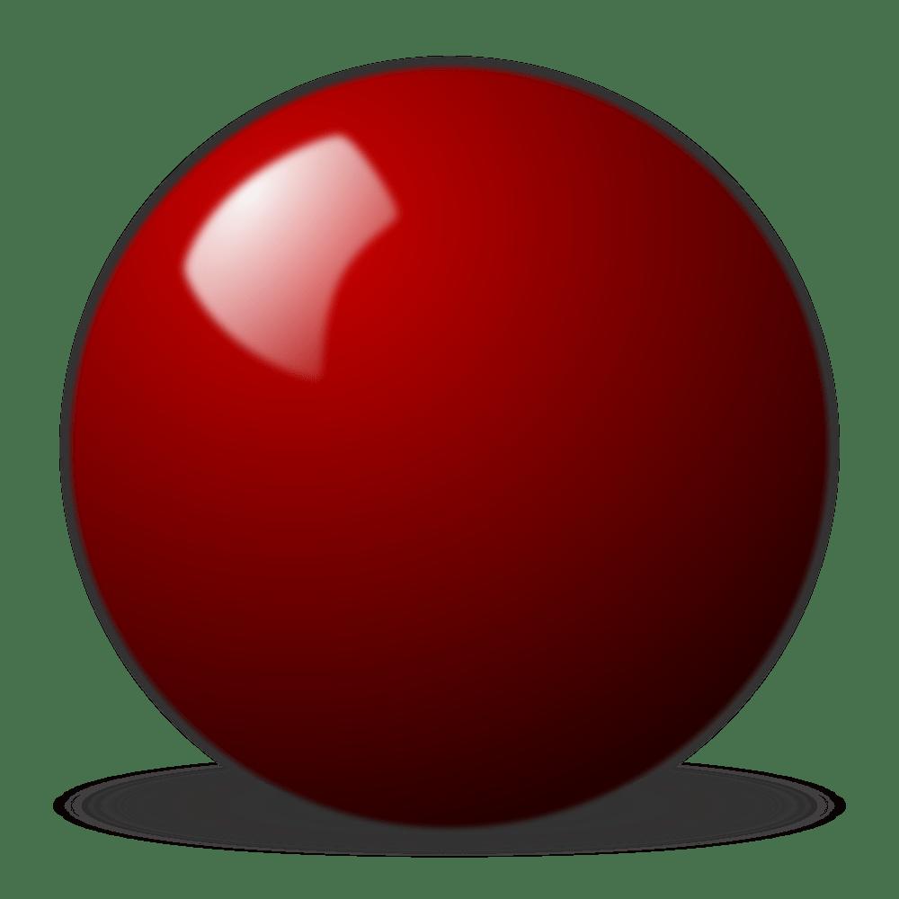 Iphone X Wallpaper Transparent Onlinelabels Clip Art Red Snooker Ball