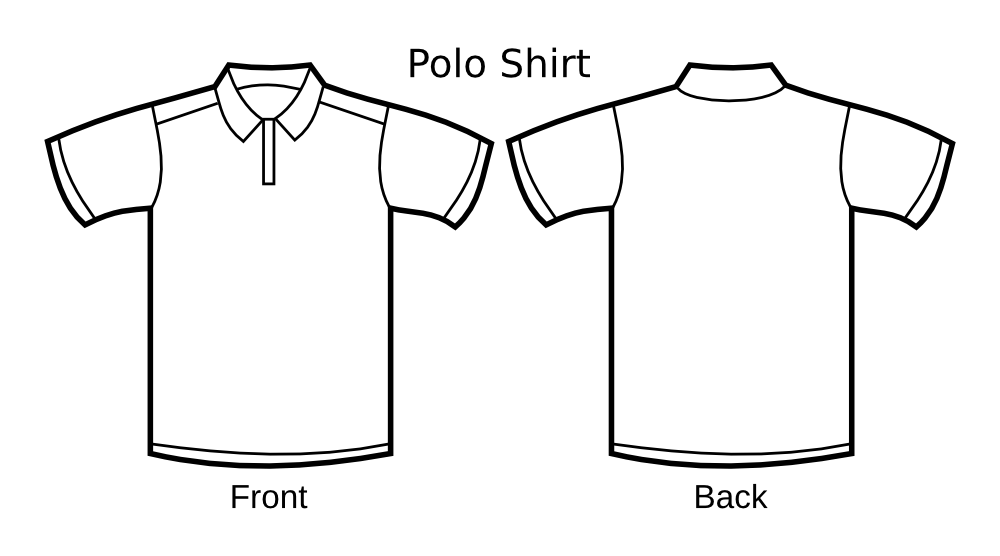 shirt diagram