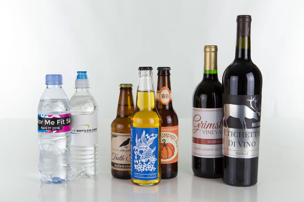 Tips for Creating the Perfect Bottle Label - OnlineLabels