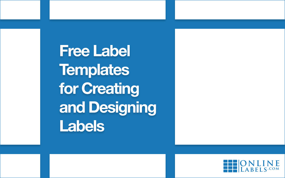 Free Label Templates for Creating and Designing Labels - Microsoft Word Templates Labels
