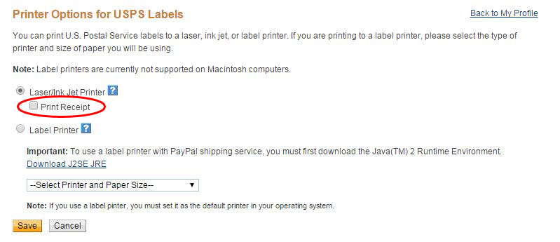 How to Create PayPal® Shipping Labels - OnlineLabels