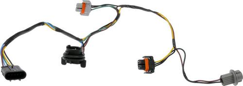 techsmart headlight wiring harness