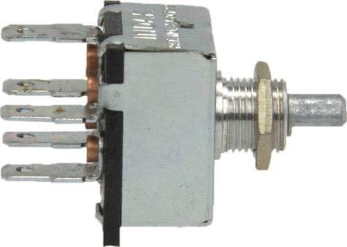 Wiring Diagram Blower Switch 3159722 Lawn Mower Ignition Switch
