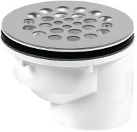 Oatey 42787 Offset Shower Drain, For Use With 2 in SCH 40 ...