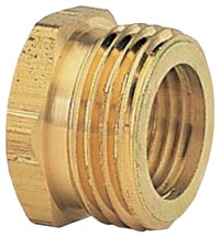 Gilmour 7MP7FH Hose Connector, 3/4 X 3/4 in, MPT X FHT ...