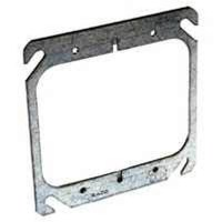 Raco 791 Mud-Ring Flat Square Electrical Box Cover, 4 in L ...