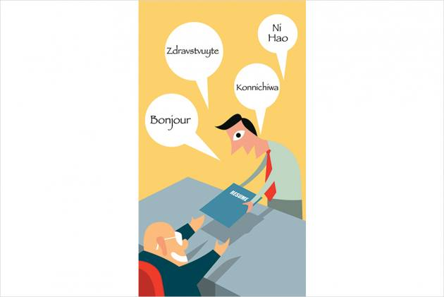 Not Just MBA Degree, Knowing Multiple Languages Can Help You Get A