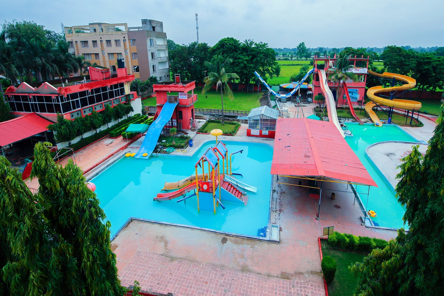 Парк мира Oyo 16730 Sea World Water Park Jabalpur Jabalpur Hotel Reviews