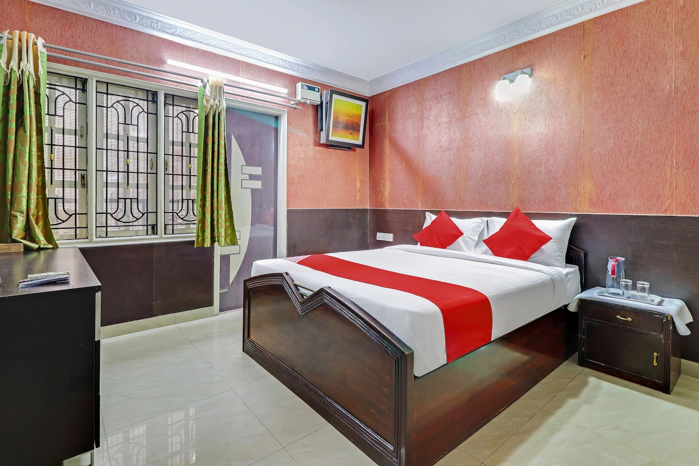 Travel Air Jc Road Bangalore Oyo 46090 Green Residency Bangalore Book This Hotel At