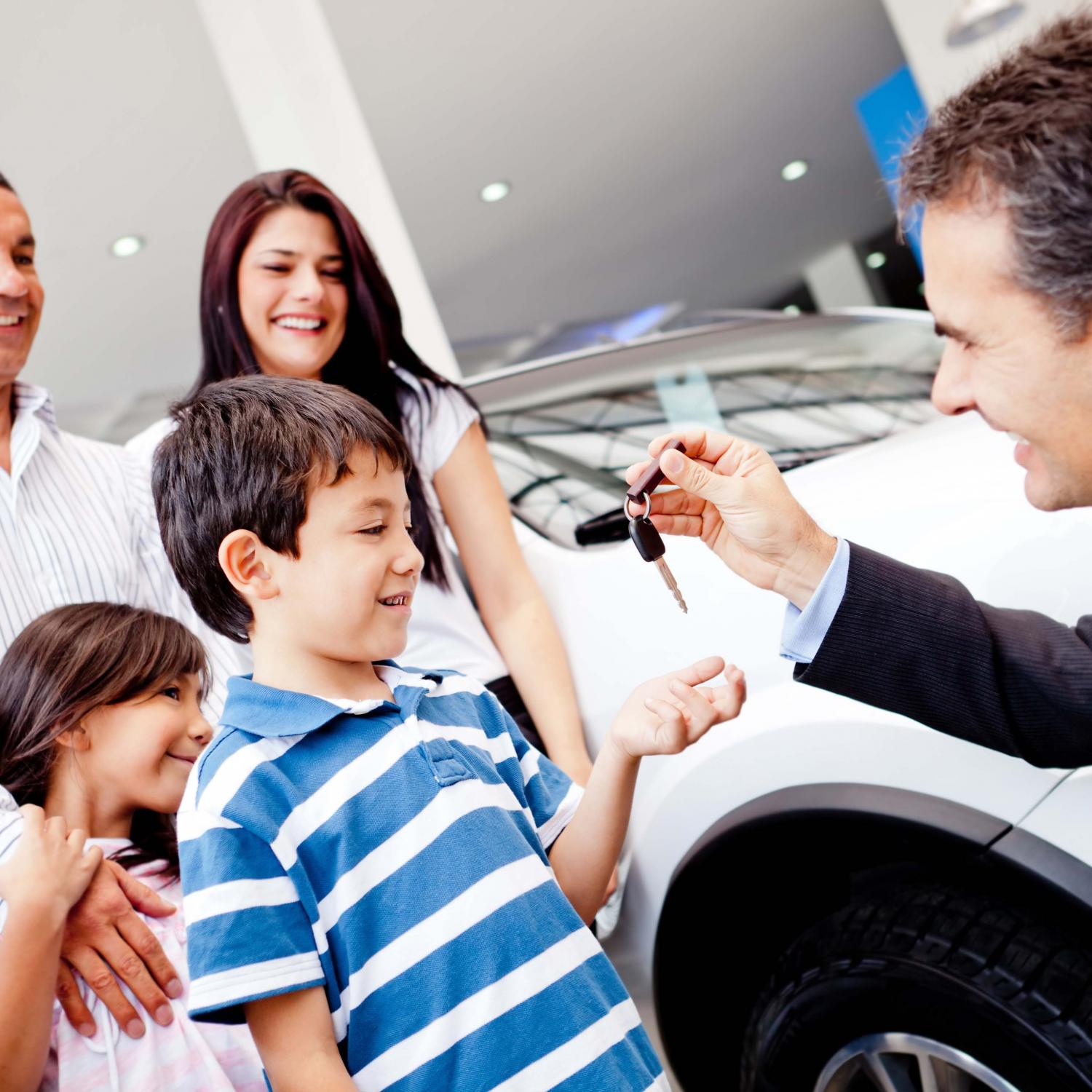 Buying A New Car 10 Tips For Successful Family Car Buying Parenting