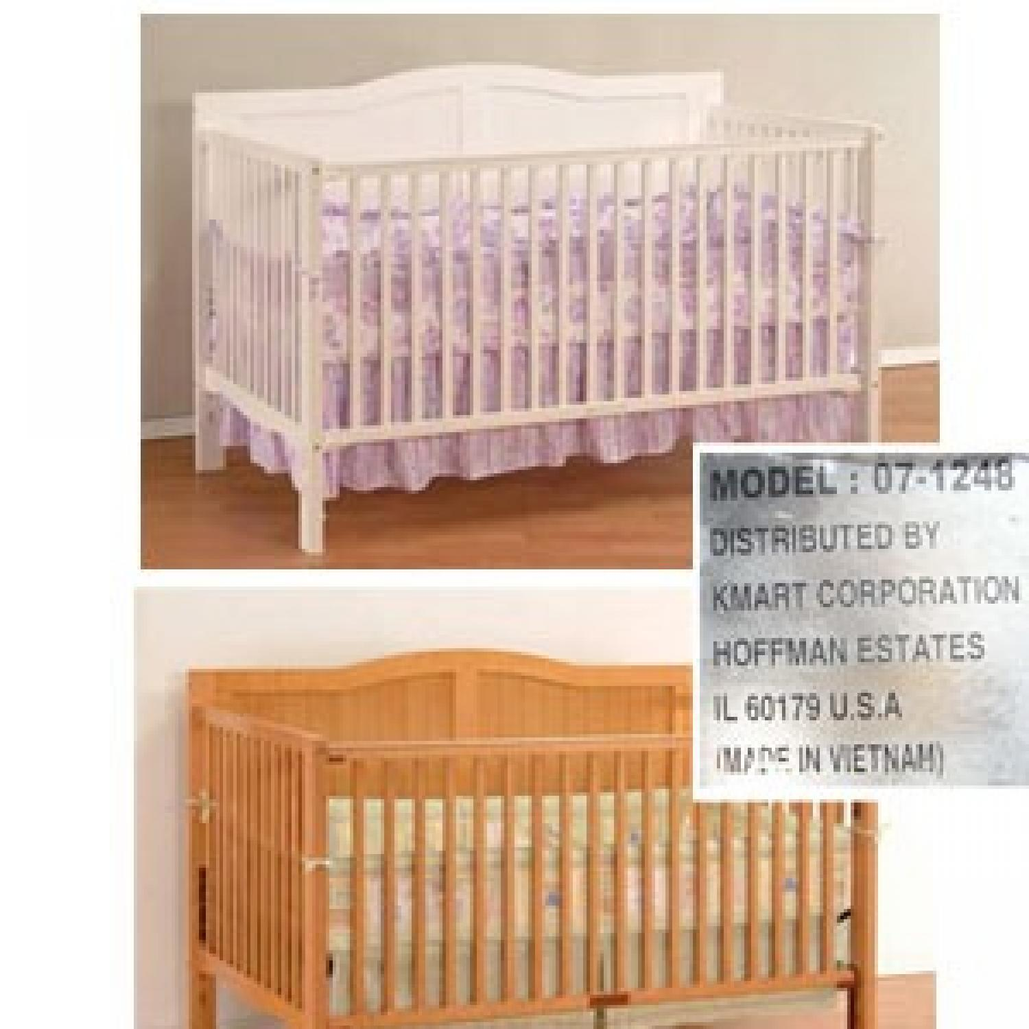Baby Mattress Kmart 34 000 Heritage Collection Drop Side Cribs Recalled Parenting
