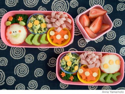 How To Make A Caterpillar Bento Lunch Box Parenting