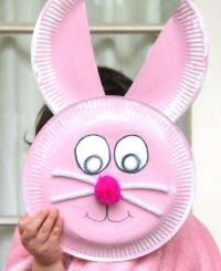 10 Cute Easter Crafts to Make with a Paper Plate | Parenting
