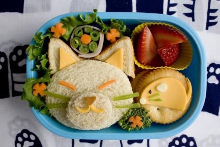 20 Easy Bento Lunch Boxes Parenting
