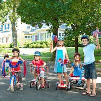 Hip, Hip Parade: DIY Fourth of July Parade Decorations