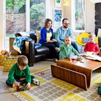 A Family Room for Everyone