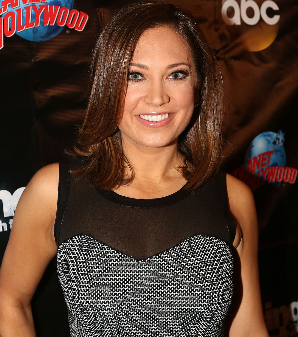 Wallpaper Ideas For Baby Girl Nursery Ginger Zee Is Killing It At Two Jobs Six Months After
