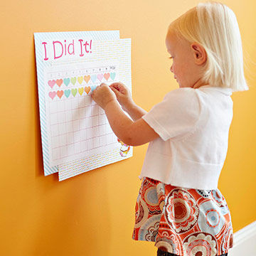 Potty-Training Incentives that Work! - potty traing chart