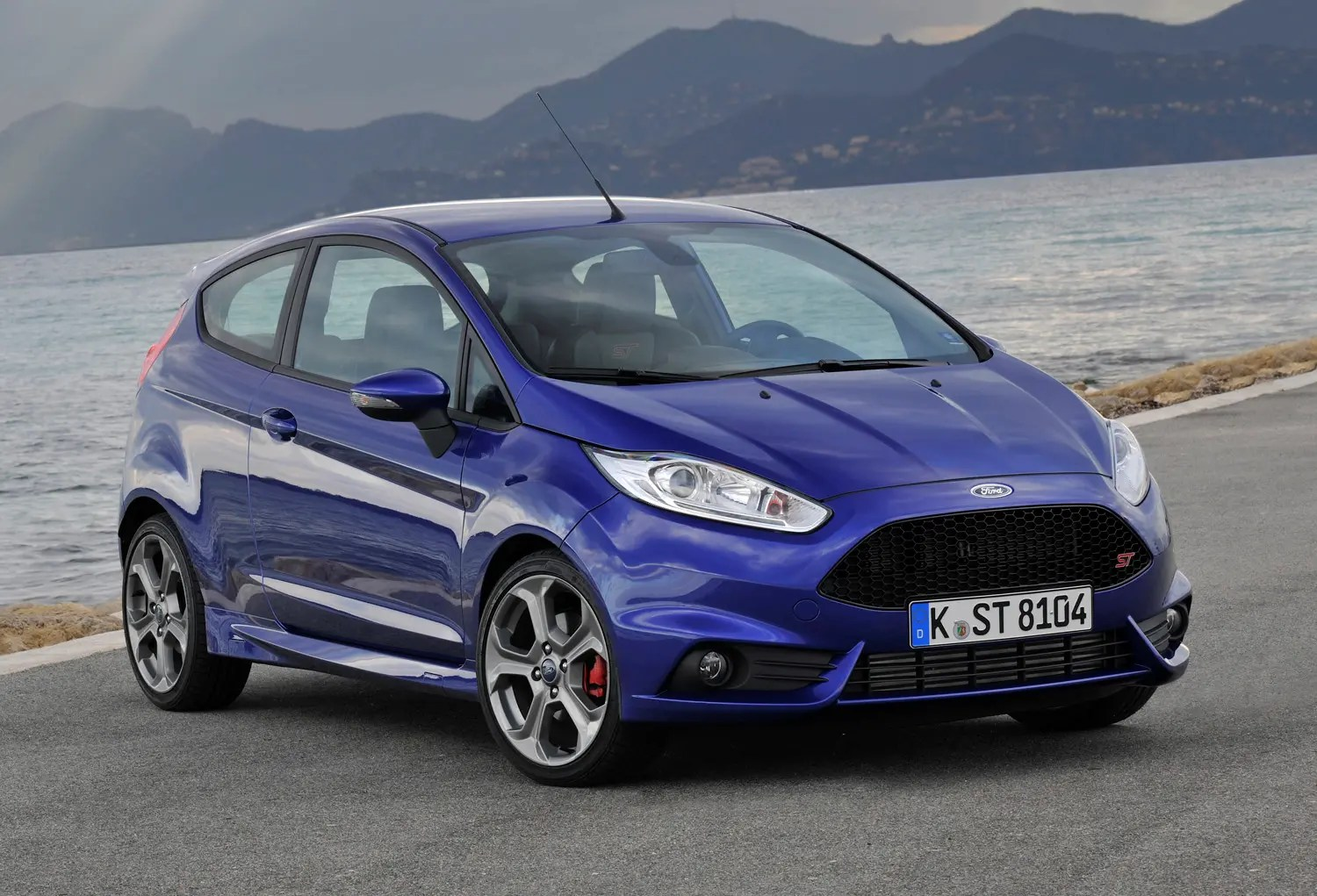 Ford Fiesta St Ford Fiesta St 2012 Photos Parkers