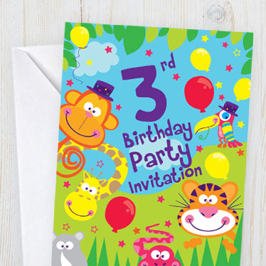Children\u0027s Birthday Invitations Party Delights - kids birthday invites