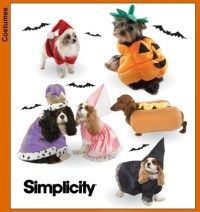 Simplicity 3952 Costumes for Dogs sewing pattern