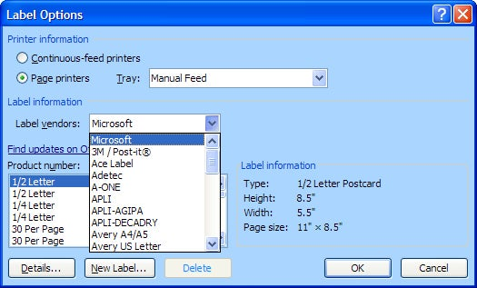 How to Print Labels PCWorld