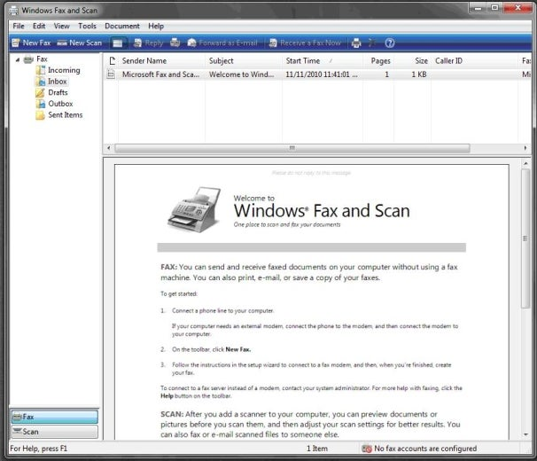 How to Fax From Your Computer PCWorld - fax document