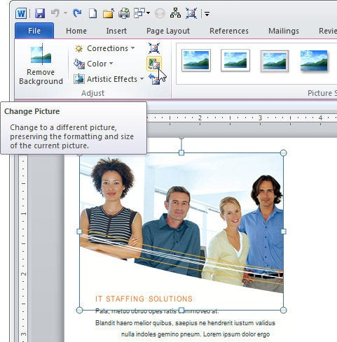How to Design a Brochure Using Microsoft Word PCWorld - brochure format word