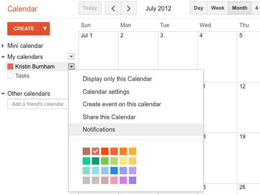 10 Tips for Gmail and Google Calendar PCWorld - how to create a agenda