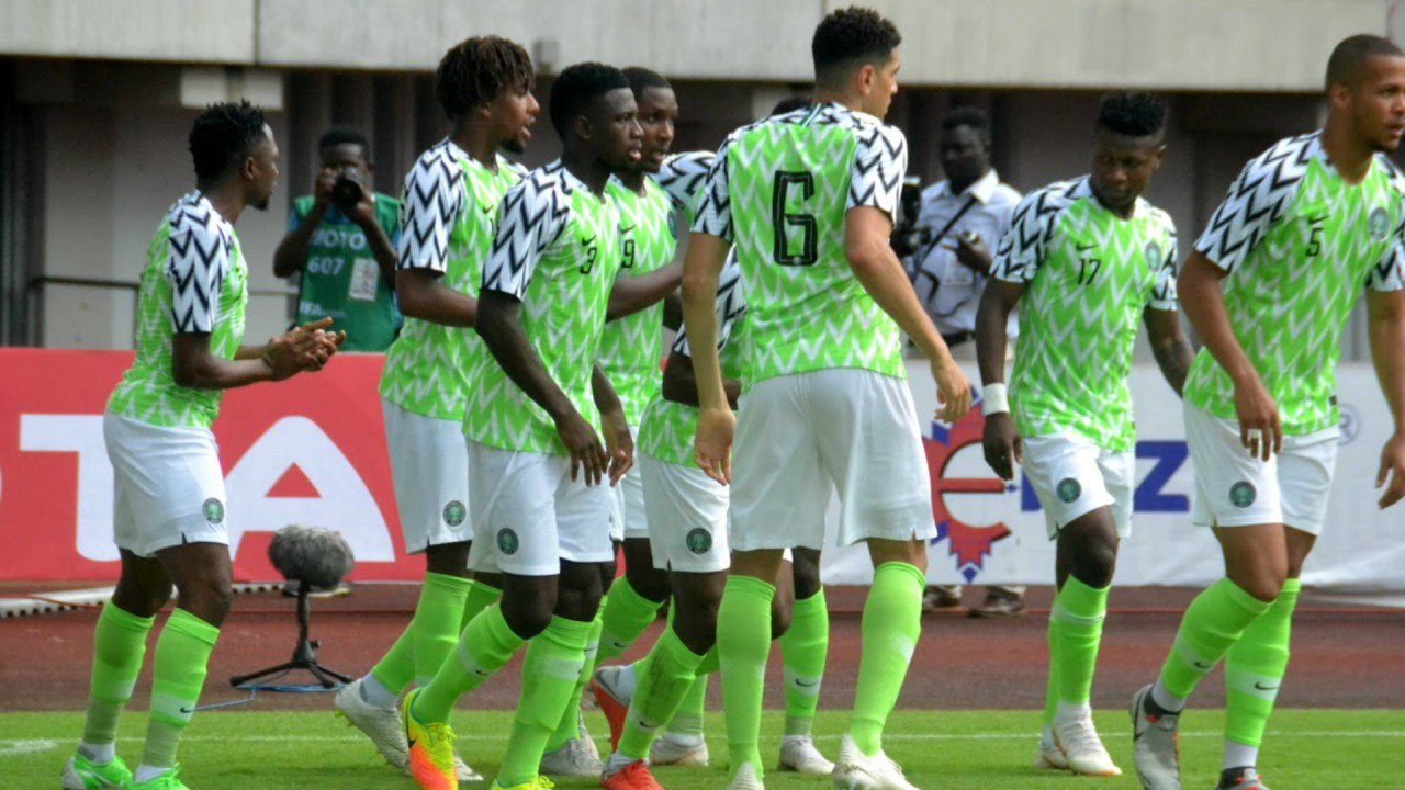 GALLERY: Nigeria put four past Libya in Group E cracker | Goal.com