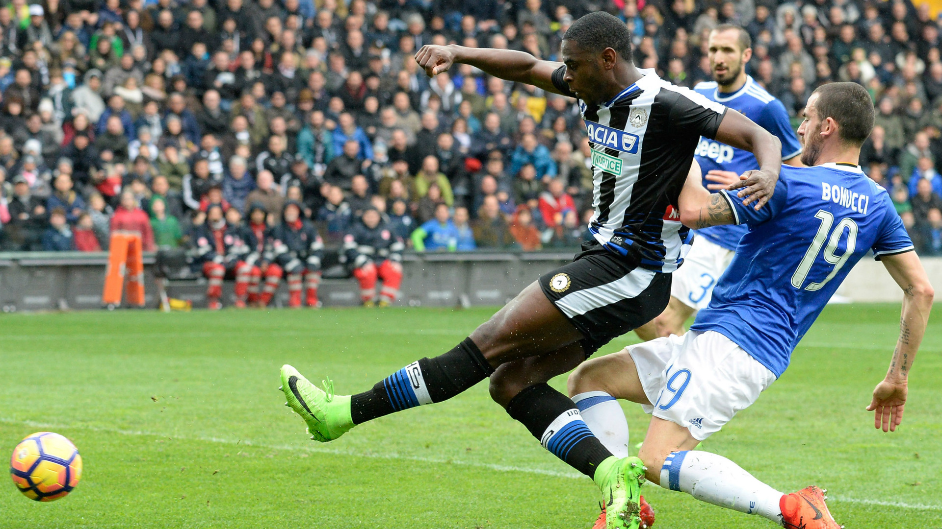 Udinese V Juventus Match Report 05 03 2017 Serie A