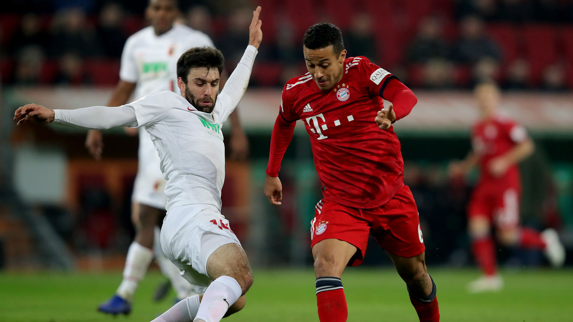 Liverpool on the mind? Niko Kovac claims Bayern may have been overlooking Augsburg | Sporting News