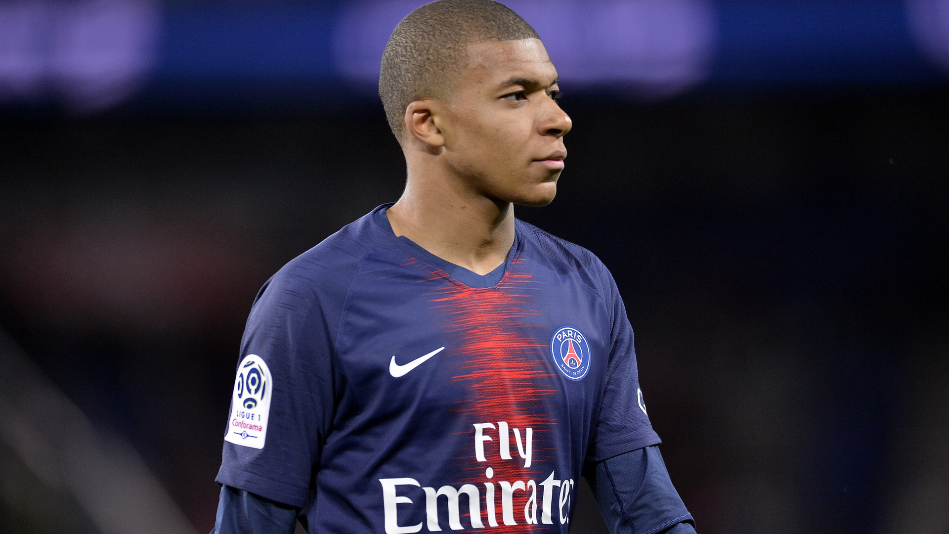 Malcom, Aouar, Mbappe and the Ligue 1 Rising Stars of the Season | Soccer | Sporting News