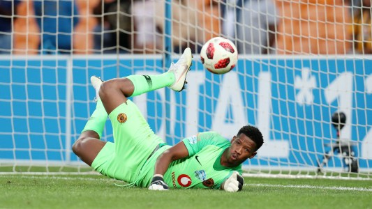 Virgil Vries: Kaizer Chiefs' new hero and a threat to Itumeleng Khune | Goal.com