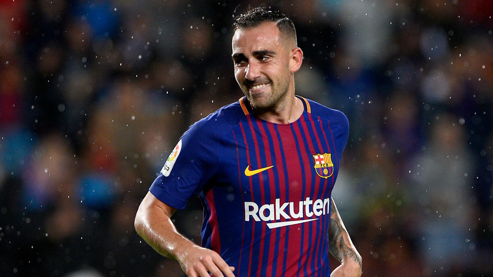 Paco Alcacer: Barcelona striker deserves more minutes as Luis Suarez slump continues | Goal.com