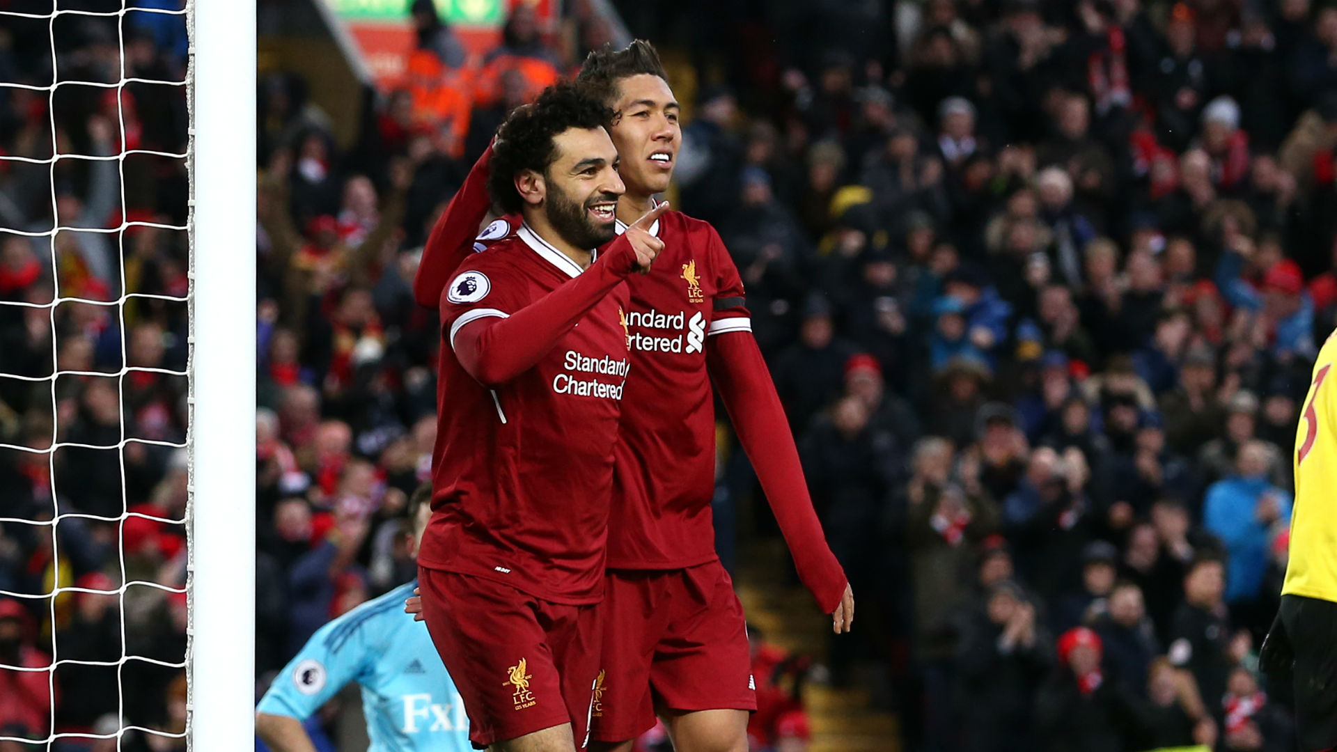 Premier League top scorers 2017-18: Mohamed Salah wins Golden Boot ahead of Harry Kane | Goal.com