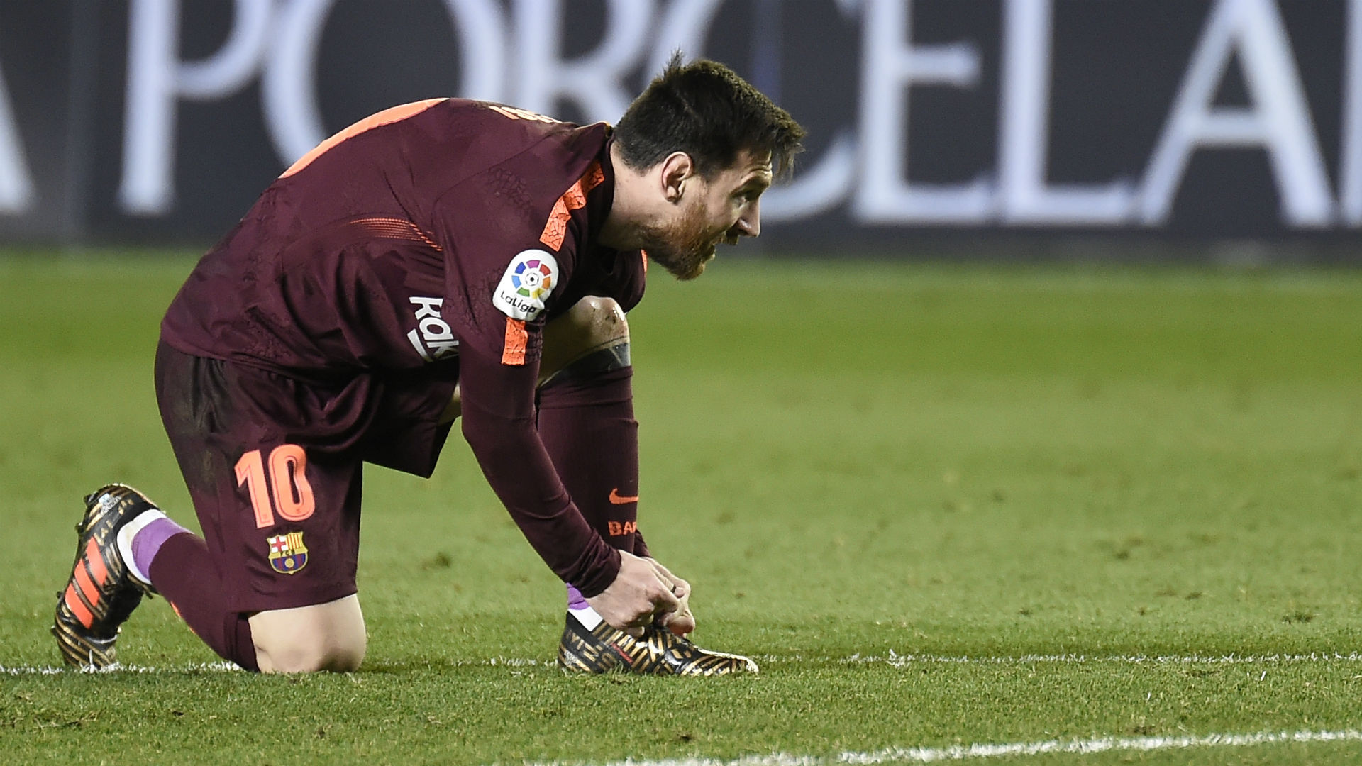 Lionel Messi39s Boots A History Of The Barcelona