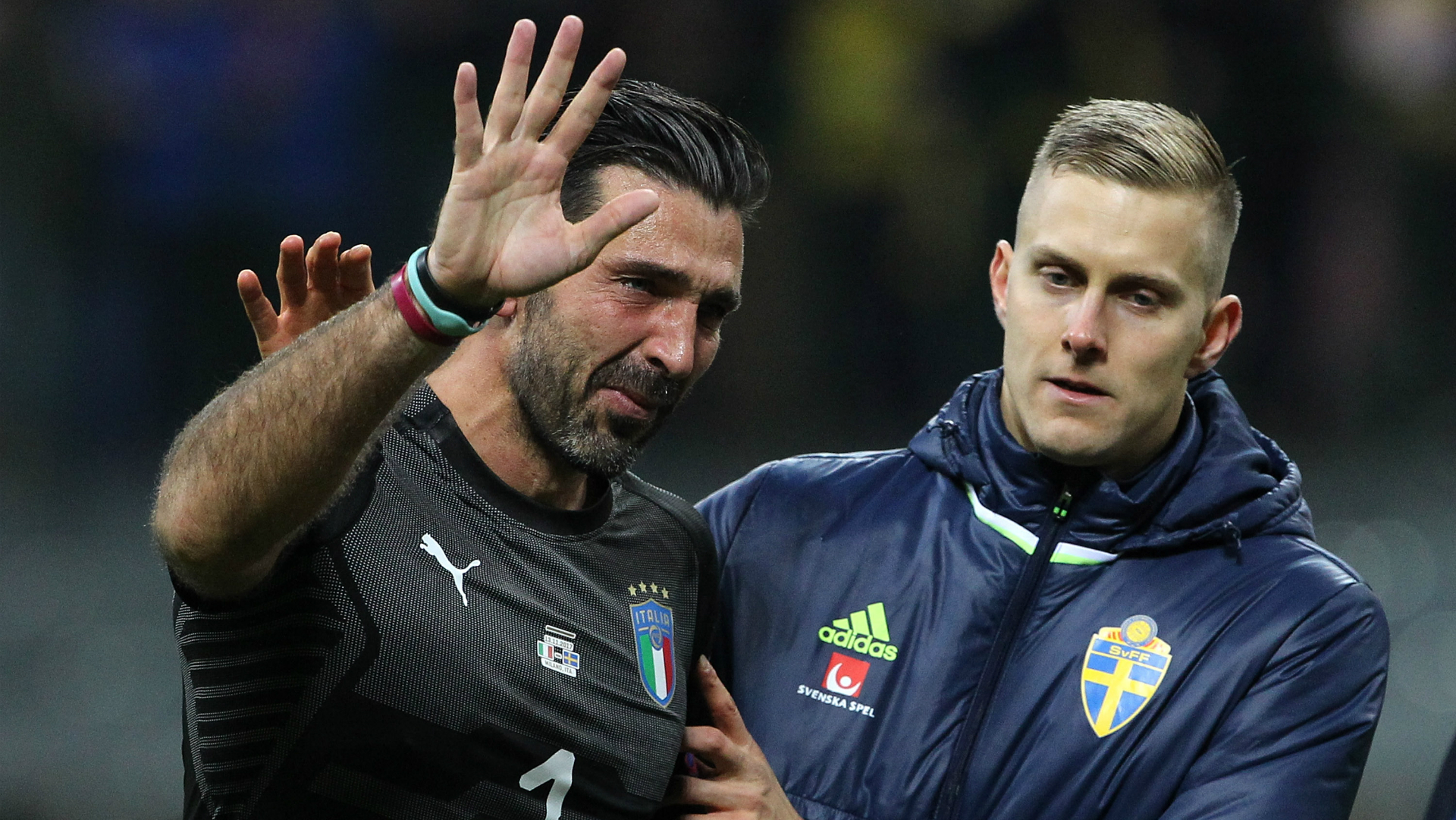Image result for buffon italy