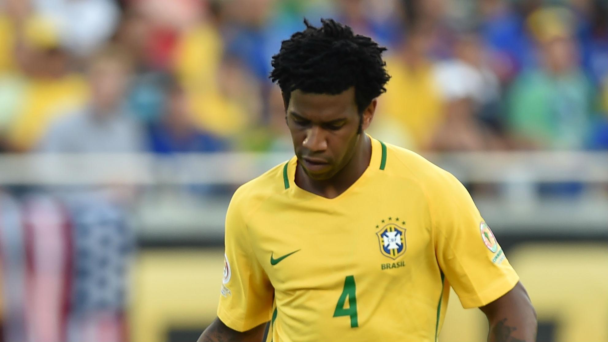 Gil Seleção Brasileira Haiti 09062016 - Goal.com