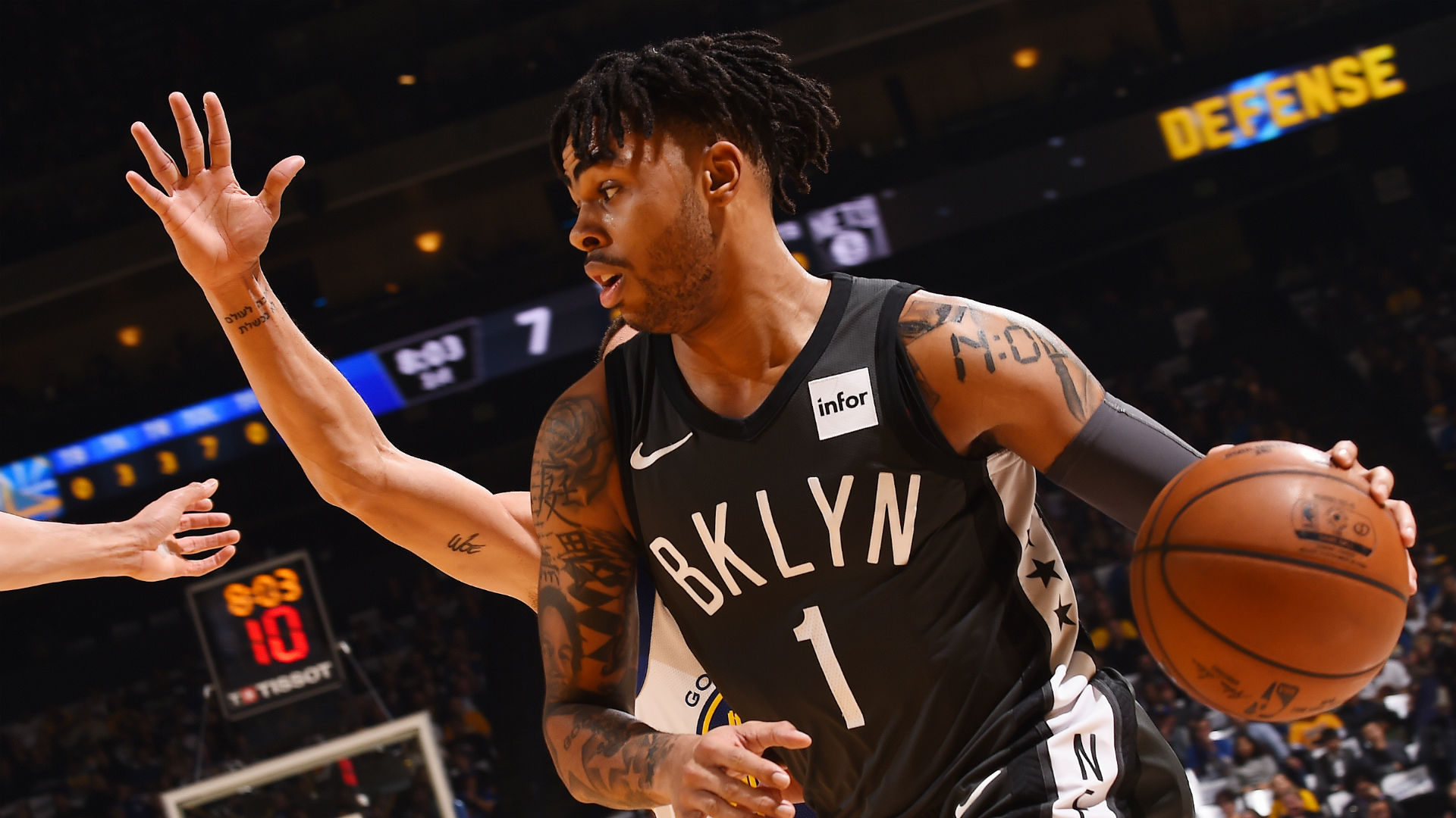 Nba Free Agency 2019 What S Next For D Angelo Russell And The Golden State Warriors Nba